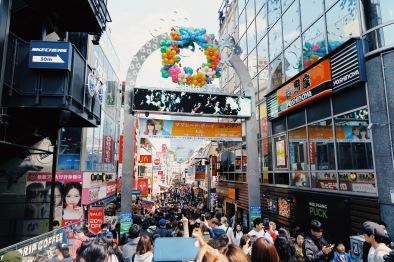 Tokyo Busyness